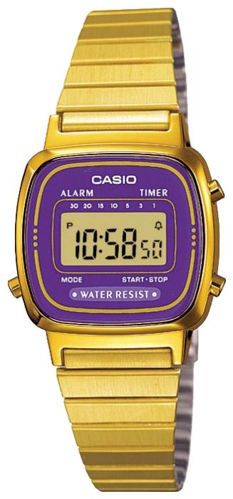 Casio LA670WGA-6D