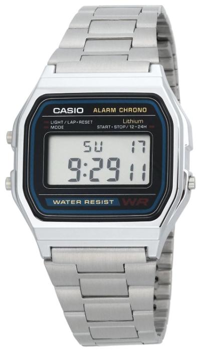 Casio A158WA-1D