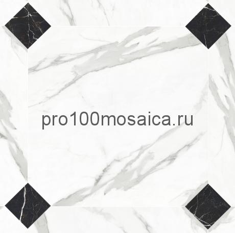 Керамогранит Calacatta POL Octagon Marble Porcelain 600*600*10 мм