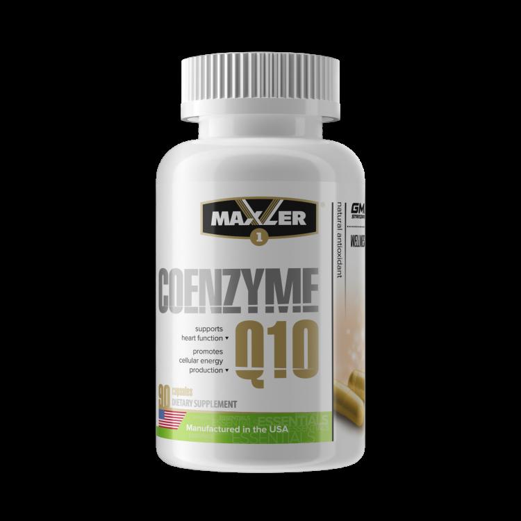 Coenzyme Q10 100 мг от Maxler 90 кап