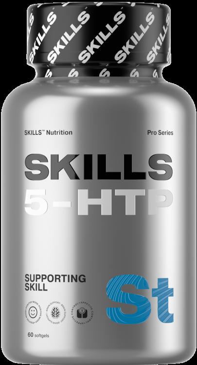 5-HTP от SKILLS 100 мг 60 кап