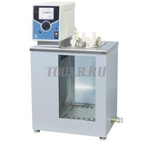 Аттестация термостата низкотемпературного для определения вязкости LT-910