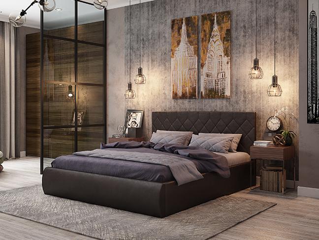 Ника Кровать 1600