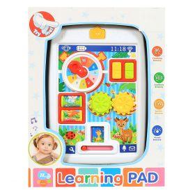 Развивающая игрушка Обучающий планшет