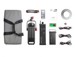 Светодиодный осветитель Aputure Light Storm LS C300D V-mount Kit