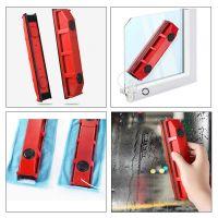 Магнитная щетка для мытья окон с двух сторон Glider (1)