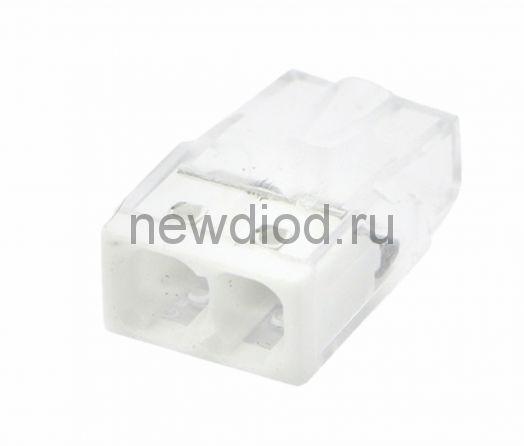 Строительно-монтажная клемма СМК 772-202 (25 шт./упак.) IN HOME