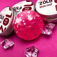 Мыло для бровей ZOLA Brow Soap, 25 грамм