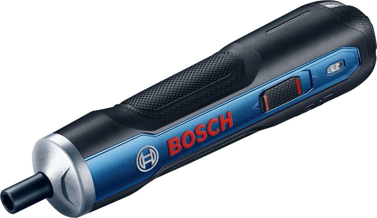 Отвертка аккумуляторная BOSCH GO kit (0.601.9H2.021)