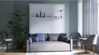 Шкаф-кровать с диваном