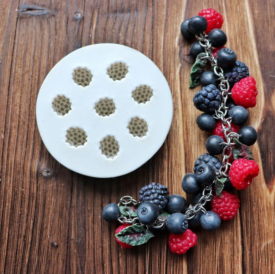 Молд ягоды малины