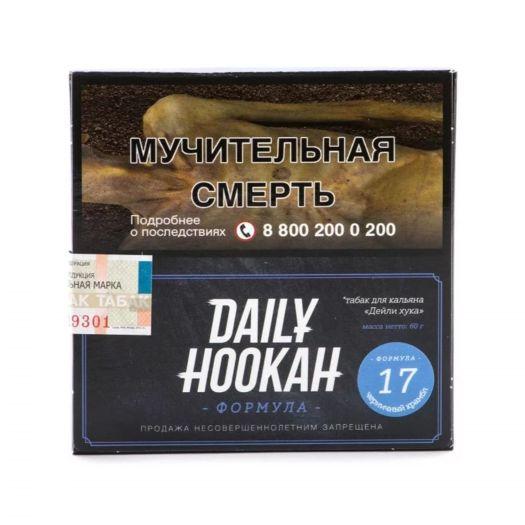 Daily Hookah Черничный крамбл