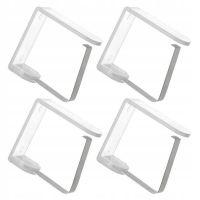 Зажимы для скатерти Table Cloth Clip, 4 шт (3)