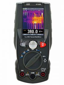 CEM DT-898 - мультиметр цифровой с тепловизором