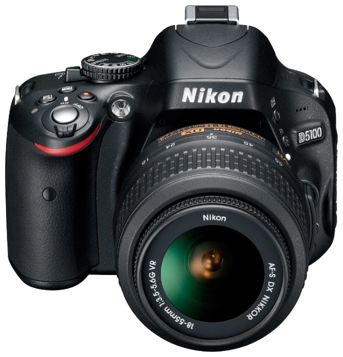 Nikon D5100 Kit 18-55mm DX III