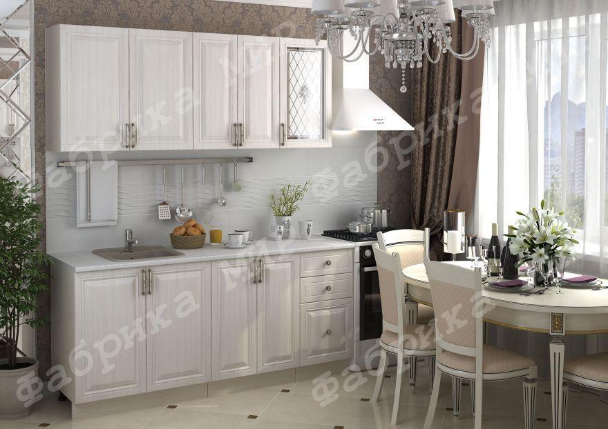 Кухня Елена 1,8 м Мир