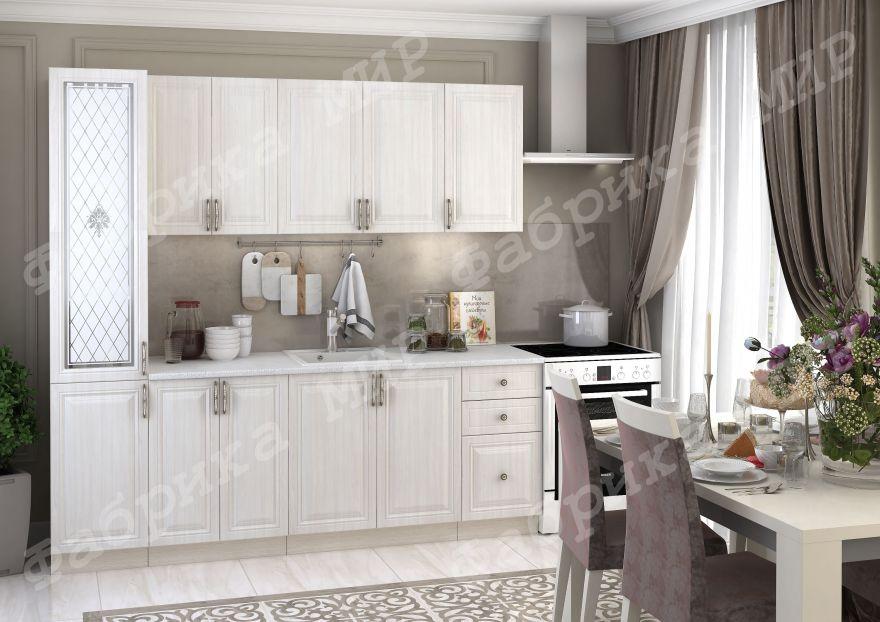 Кухня Елена 2.2 м Мир