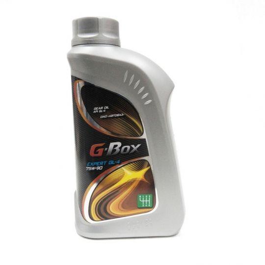 Трансмиссионное масло G-Box Expert GL-4 75W90 1л