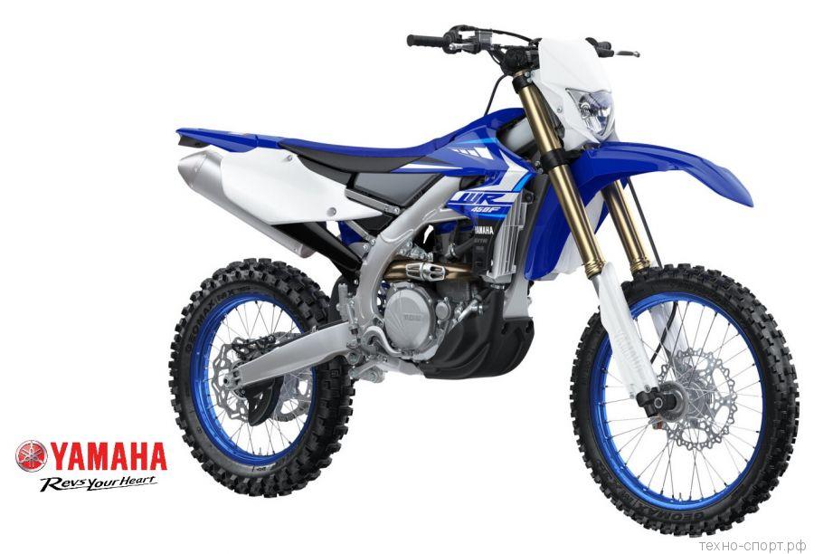Мотоцикл Yamaha WR450F (2021)
