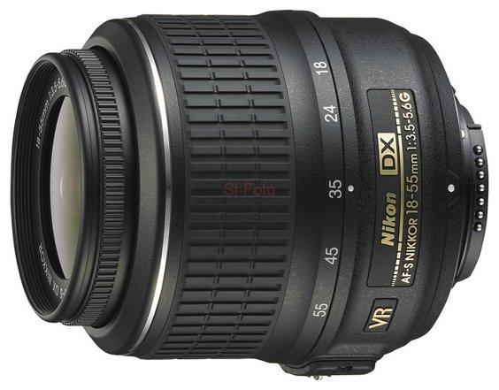 Nikon 18-55mm f/3.5-5.6G ED VR AF-S DX Nikkor