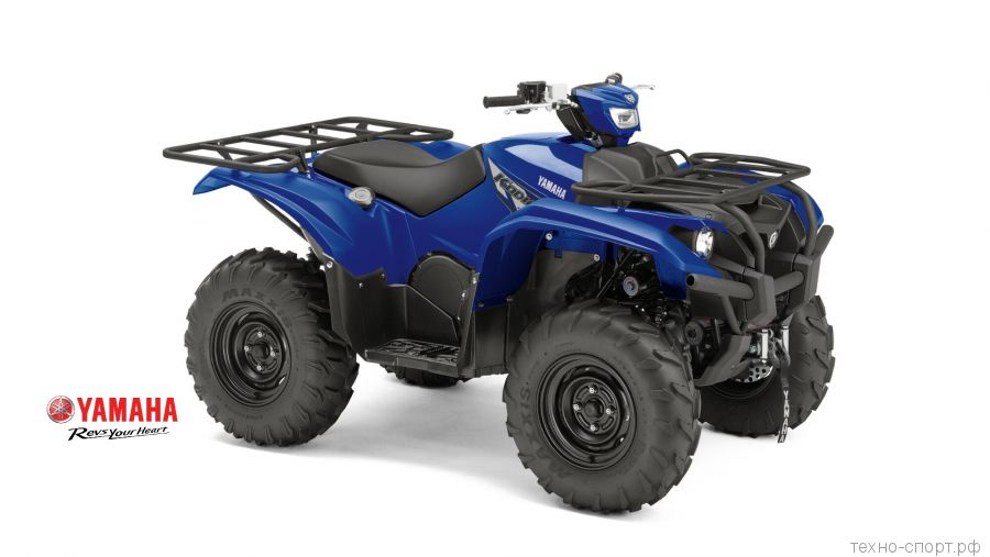 Квадроцикл Yamaha Grizzly 700 2019 (синий)