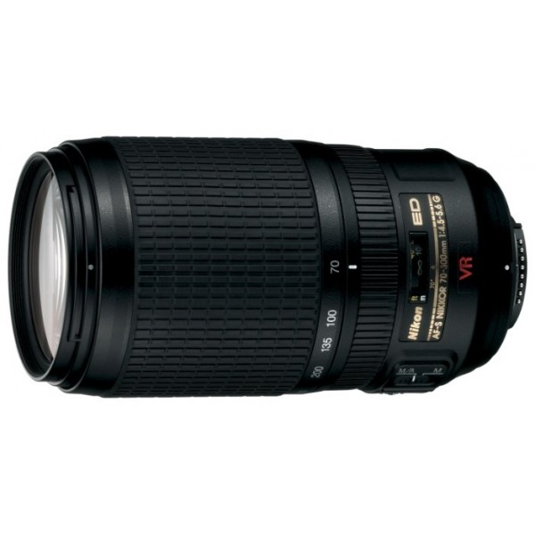 Nikon 70-300mm f/4.5-5.6G IF-ED AF-S VR Zoom-Nikkor