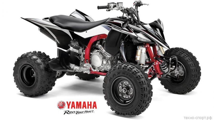 Квадроцикл Yamaha Raptor YFZ 450 R SE 2017 черный