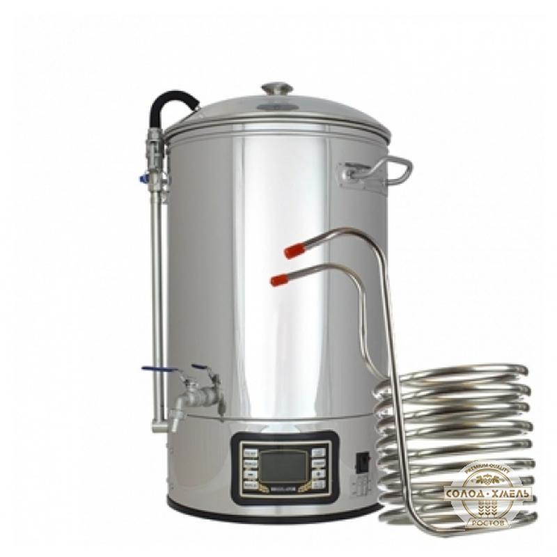 Пивоварня Easy Brew 40 л С ЧИЛЛЕРОМ