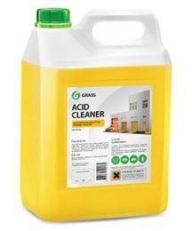 Кислотное средство для очистки фасадов Acid Cleaner 5,9 кг купить в Челябинске, цена