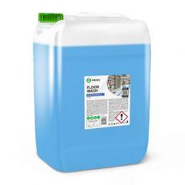 Нейтральное средство для мытья пола Floor wash 20 кг купить в Челябинске | Моющие средства для пола цена