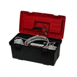 SL-120 установка для замены жидкости и промывки ГУР