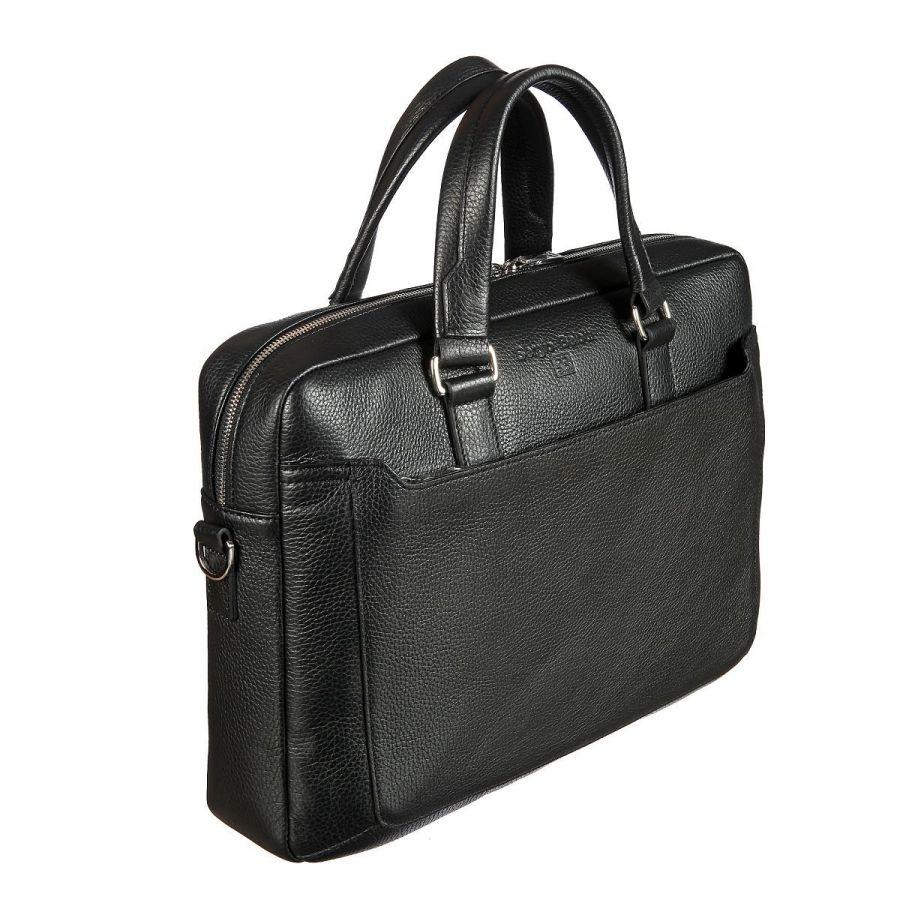 Деловая сумка SERGIO BELOTTI 7025 NAPOLI BLACK