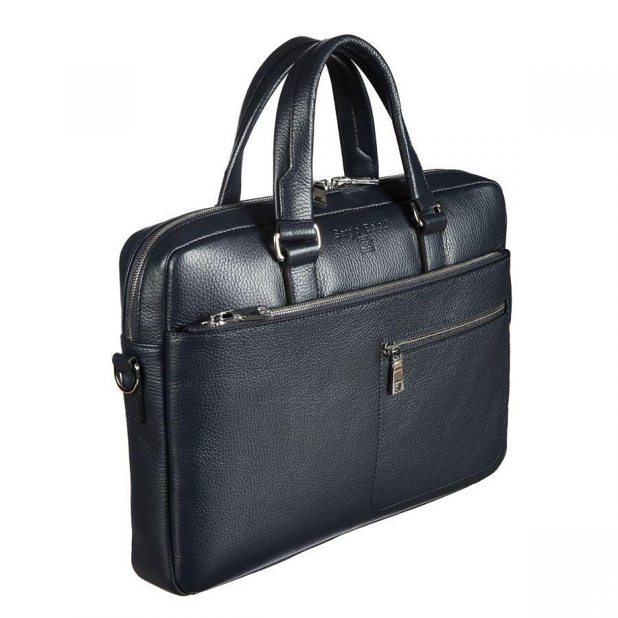 Деловая сумка SERGIO BELOTTI 7027 NAPOLI BLUE