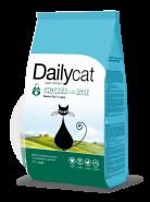 Dailycat SENIOR Chicken & Rice для пожилых кошек с курицей и рисом (0,4кг)