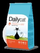 Dailycat SENIOR Turkey & Rice - для пожилых кошек с индейкой и рисом (0,4кг)