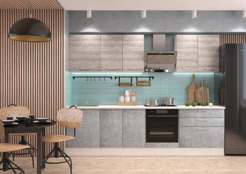 Кухня Полонез МДФ