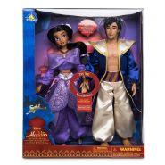 Жасмин и Алладин 30 см музыкальные Дисней Disney