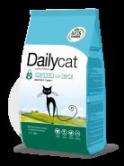 Dailycat ADULT Chicken & Rice для взрослых кошек с курицей и рисом (0,4кг)