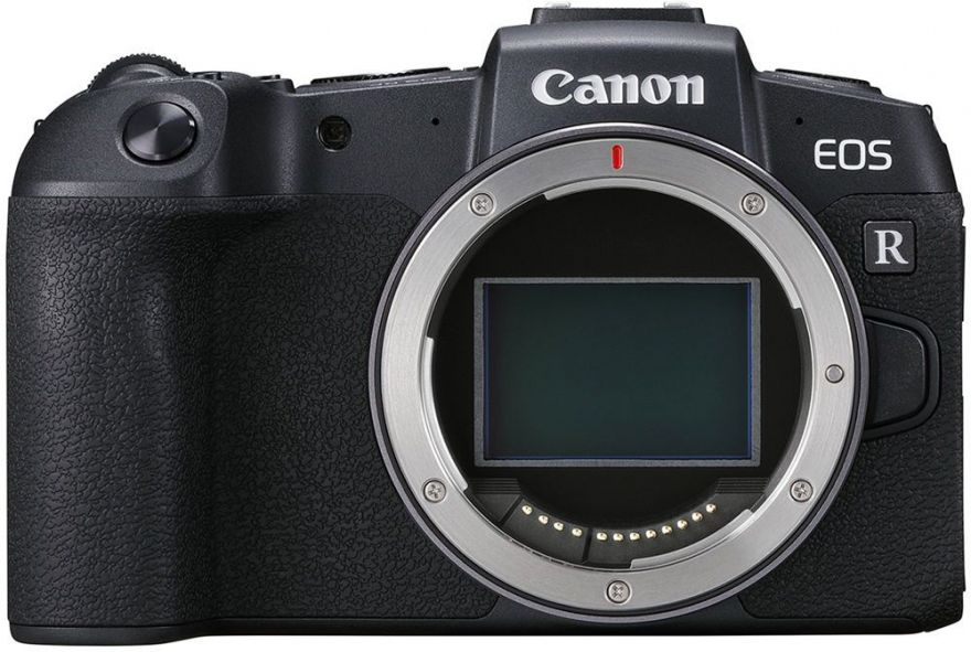 Canon EOS RP Body + Mount Adapter EF-EOS R (черный)