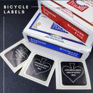 Bicycle Labels Запасные пломбы для колоды Bicycle Standard (10 штук)