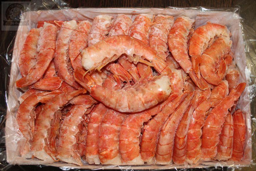 Креветки аргентинские свежемороженые C1 30/55 2 кг