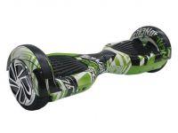 Гироскутер Smart Balance Wheel 6.5 Зеленый граффити