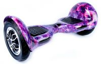 Гироскутер Smart Balance 10 дюймов (TaoTaoAPP + самобаланс) Фиолетовый космос