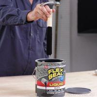 Водонепроницаемый клей-герметик Flex Seal Liquid, 473 мл.