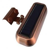 Уличный светильник на солнечной батарее Copper Bright (4)