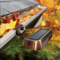 Уличный светильник на солнечной батарее Copper Bright (7)