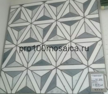 KOLIZEY. Мозаика серия Water Jet, размер, мм: 289*316,1*10 (ORRO Mosaic)