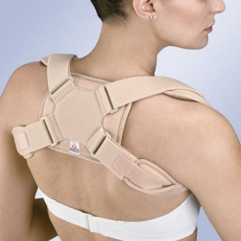 Реклинатор для фиксации плечевого пояса (кольца Дельбе)