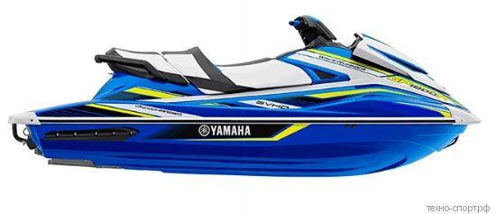 Гидроцикл Yamaha GP1800 SVHO (turbo)
