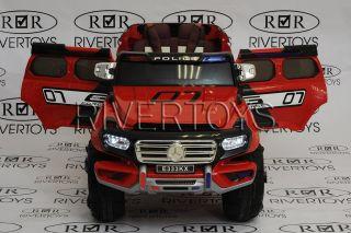 Детский электромобиль River Toys MERC E333KX